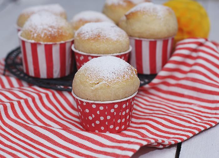 Muffinkrapfen Muffin Krapfen