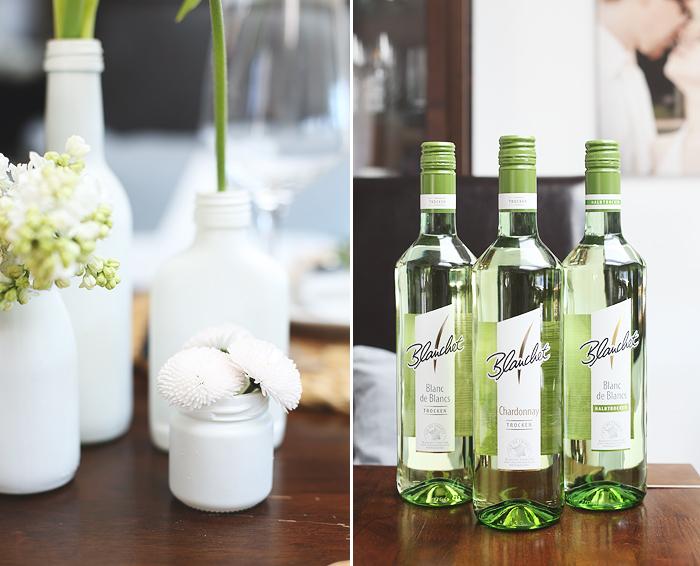 Blanchet Wein