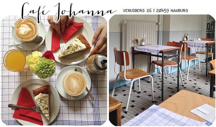 Hamburg Café Johanna