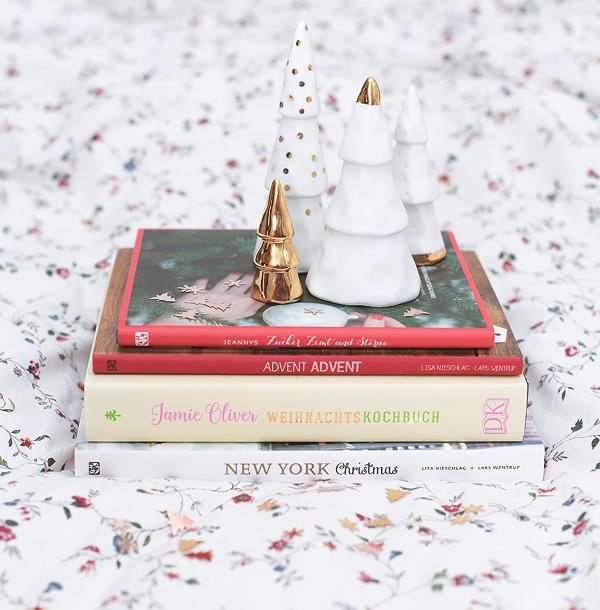 Weihnachtsbuch Weihnachtsbücher Jamie Oliver Weihnachtskochbuch New York Christmas Zucker Zimt und Sterne Advent Advent
