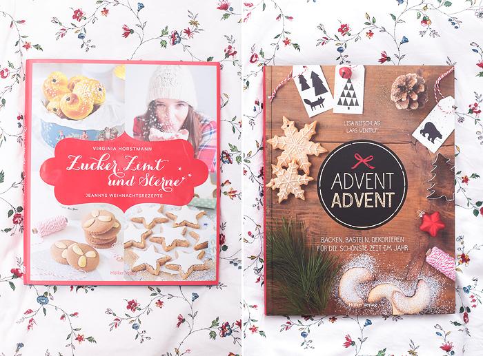 Weihnachtsbuch Weihnachtsbücher Zucker Zimt und Sterne Advent Advent