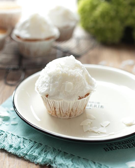 Kokos Cupcakes Muffins Donna Hay