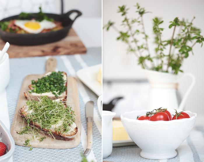 Kressebrot Frühstück Regionalprodukte EDEKA Unsere Heimat – echt & gut