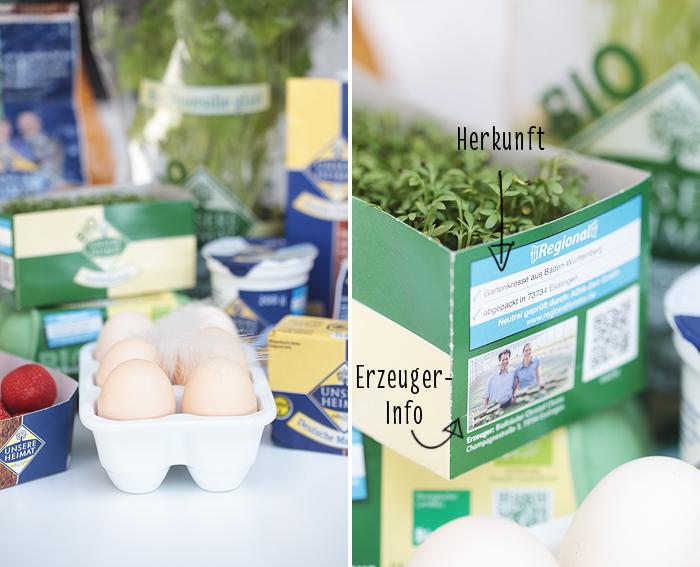 Regionalprodukte EDEKA Unsere Heimat – echt & gut