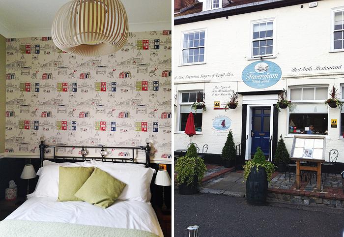 Faversham Creek Hotel Hotel Unterkunft Südengland