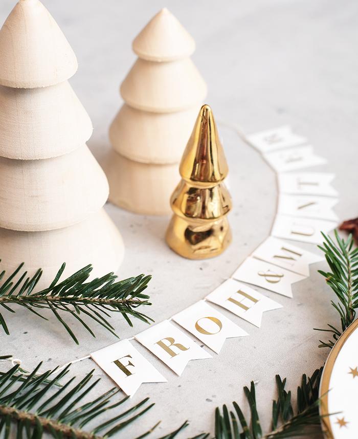 Weihnachten froh und munter Blitzrezept Plätzchen schnell und einfach