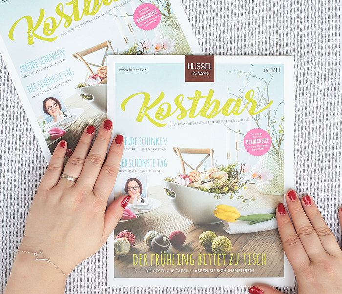 Kundenzeitschrift Kostbar Hussel