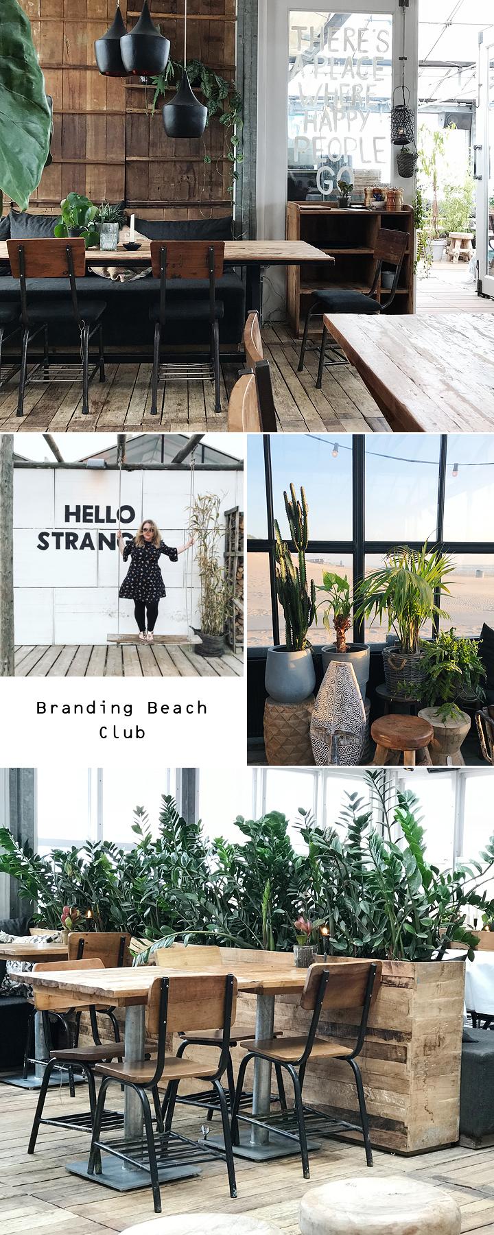 Branding Beach Club Noordwijk